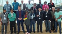 Surinamese MBA students visit Reststoffenunie and KWR