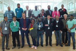 Surinamese MBA students visit Reststoffenunie and KWR