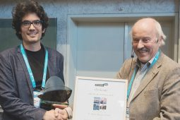 André Arsénio and Jan Vreeburg win Jaap van der Graaf award