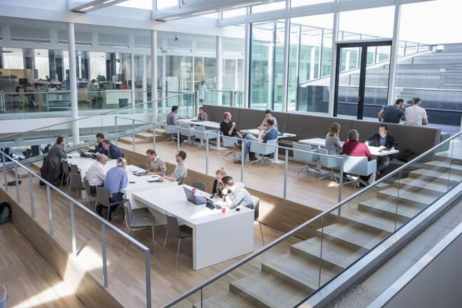 BNA Gebouw van het Jaar KWR meest stimulerende omgeving van Nederland