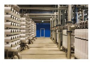 Evides Botlek Demiwater Plant (DWP) which uses AiRO technology