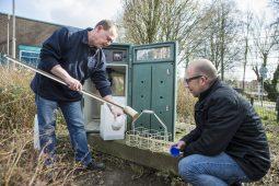 Methamphetamine in Ermelo sewage remarkable for the Netherlands