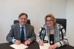 KWR is a new Samen voor Nieuwegein partner