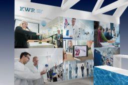 KWR zet water in de Circulaire Stad centraal op de Aqua Nederland Vakbeurs