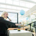 Minister Schulz van Haegen opent nieuw KWR-gebouw 11