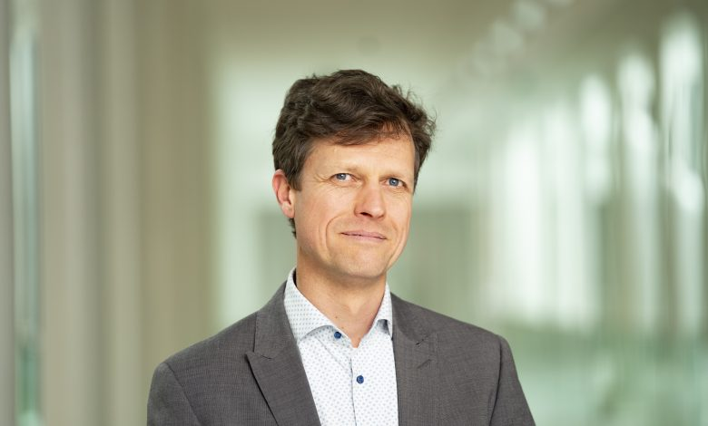 KWR's new CIO Peter van Thienen.