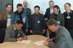 Vietnamese overheidsorganisatie voor waterbeheer verbindt zich aan SUBSOL en KWR
