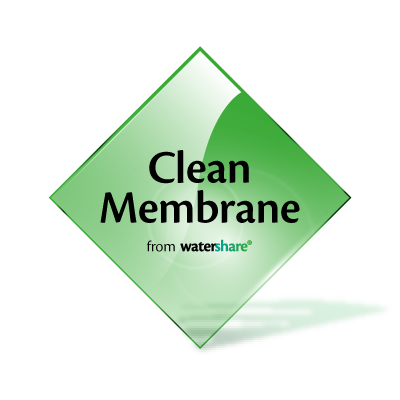 Kwr watershare cleanmembrane