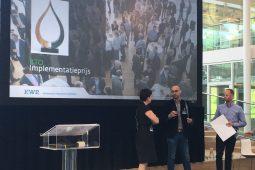 'Freshkeeper' wint Implementatieprijs waterbedrijven