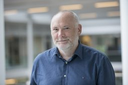 Paul Jeffrey appointed visiting professor