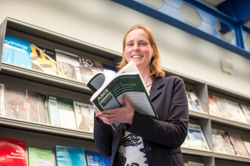 KWR-onderzoeker Mirjam Blokker visiting professor University of Sheffield