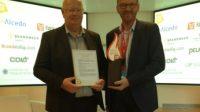 Waterleidingsprinkler wint Innovatieprijs Brandveiligheid 2015