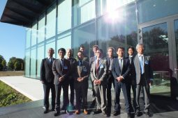 Japanese delegation visits KWR for workshop on smart water networks