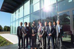 Japanse delegatie bezoekt KWR voor workshop over smart water networks