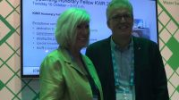 Joan Rose appointed KWR Honorary Fellow