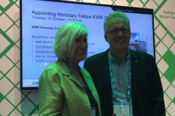Joan Rose benoemd tot KWR Honorary Fellow