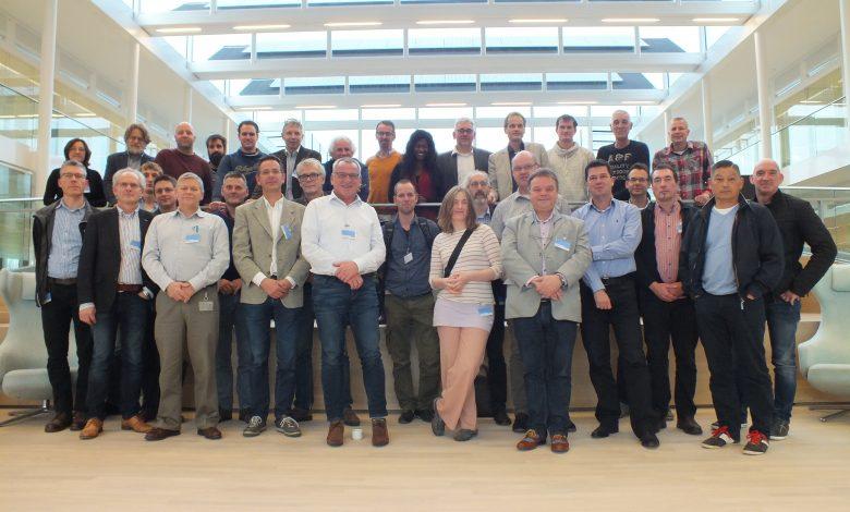 De deelnemers aan Drones: kansen en risico's voor de waterbedrijven