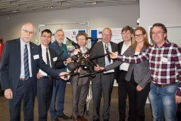 KWR neemt deel in Duits-Nederlands onderzoekproject naar remote sensing met drones