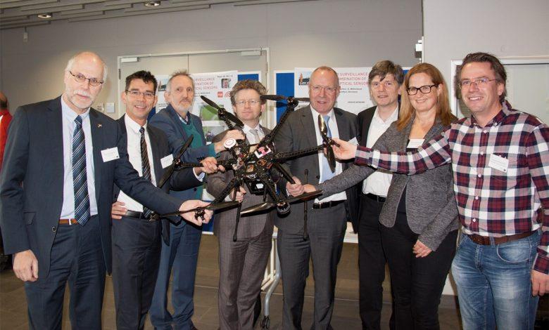 Succesvolle start voor het Duits-Nederlands  INTERREG V A-Project SPECTORS