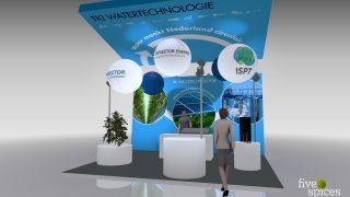 TKI Watertechnologie op Vakbeurs Aqua Nederland
