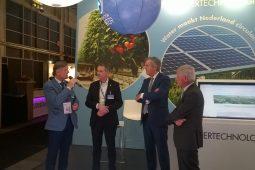 Topsectoren Water en Tuinbouw ondertekenen samenwerkings-overeenkomst 'Nederland Circulair'