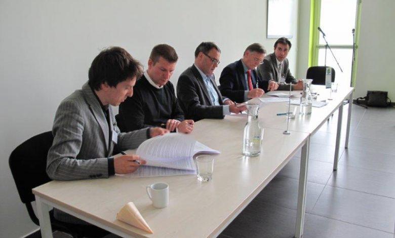 ondertekening van de Samenwerkingsovereenkomst Vlaams-Nederlandse Waterkennisontwikkeling