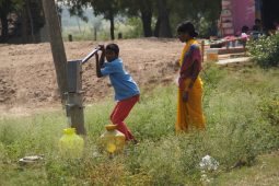 Water4India project contributes to a better drinking water provision for rural India