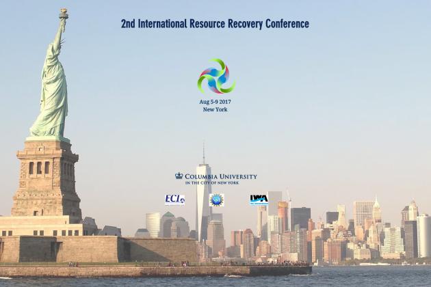 IWA-conferentie over Resource Recovery focust op hernieuwbare energie, schoon water en voedselproblematiek