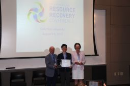 Koreaans consortium wint IWA Award voor Best Practices on Resource Recovery