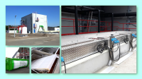 WWTP capacity increases by 10% with finescreen technology