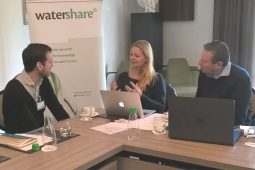 Watershare-communities in bedrijf