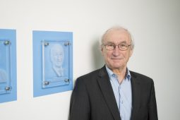 Professor Willy Verstraete appointed KWR Honorary Fellow