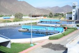 Why waste water in Fujairah (UAE)?