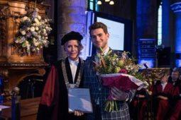 Diederik van Duuren wint Maastrichtse scriptieprijs