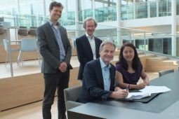 Pome Technology wordt lid van Watershare