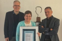 Willem Koerselman Award for the second time to Roberta Hofman