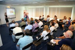Growing interest in the business community in water quality