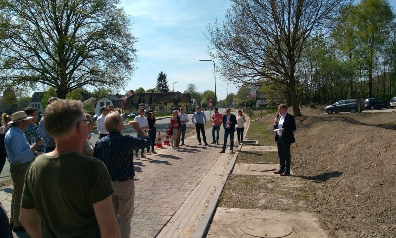 Opening Urban Waterbuffer Rheden