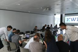 Workshop makes numerical optimisation more accessible for water companies