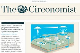 KWR start nieuwssite The Circonomist