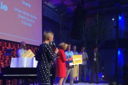 Field Factors wins first prize with Urban Waterbuffer