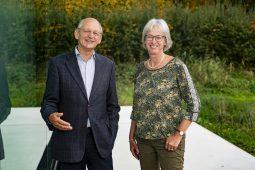 Professor Annemarie van Wezel swaps KWR for IBED