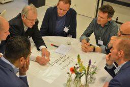 Strategen uit de watersector buigen zich over meervoudige waardecreatie