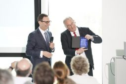 Ad van Wijk appointed KWR Honorary Fellow
