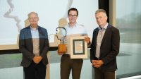 Willem Koerselman Award for Ruud Bartholomeus