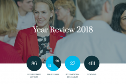 Year Review 2018: 'Our Path Ahead'