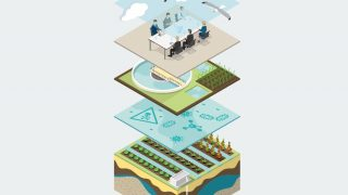 Water reuse and the freshwater provision