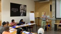 Professional training for South African drinking water treatment operators