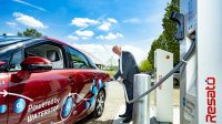 KWR installs hydrogen filling station at its site