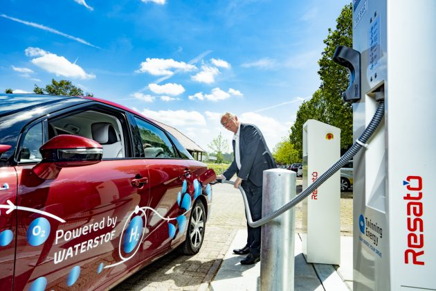 Four-year European LIFE-Climate grant for regional hydrogen project LIFE NEW HYTS